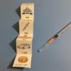 自閉症の子供向け簡易スケジュールを無料配布(予防接種、歯科通院)