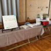 静岡こども福祉機器展でコバリテの展示と絵カード作成体験デモ